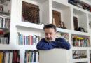 """Giovanni Ardemagni, autore del romanzo """"Un Momento fa, forse"""""""
