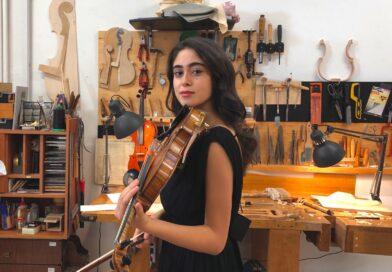 CulturesMag intervista Camilla Sabbatini, giovane violinista italiana