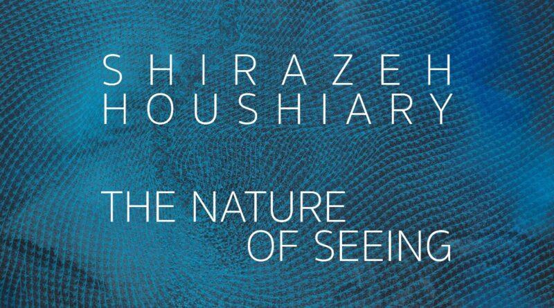 Shirazeh Houshiary at Lehmann Maupin New York