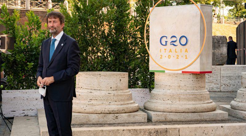 G20 della Cultura. La Cultura mondiale si riunisce in Italia.