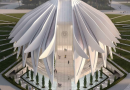 Architecture: the Italian Duplomatic MS opens the wings of the falcon for the UAE pavilion at Expo Dubai
