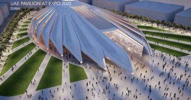 Architettura: l'italiana Duplomatic MS muove le ali dell'opera d'arte di Santiago Calatrava per Expo Dubai
