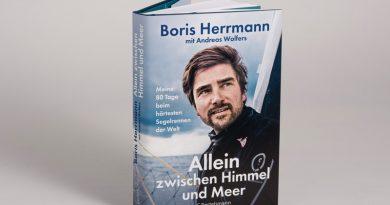 Allein zwischen Himmel und Meer – Boris Herrmann , Andreas Wolfers