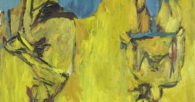 Baselitz, La rétrospective, 20 octobre 2021 – 7 mars 2022
