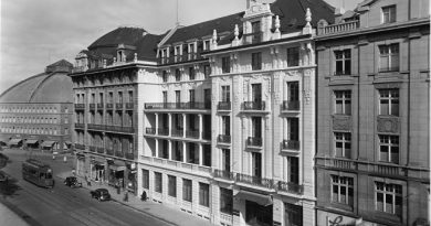 Exhibition at the Bank for International Settlements headquarters in Basel, Switzerland to mark the organisation's 90th anniversary