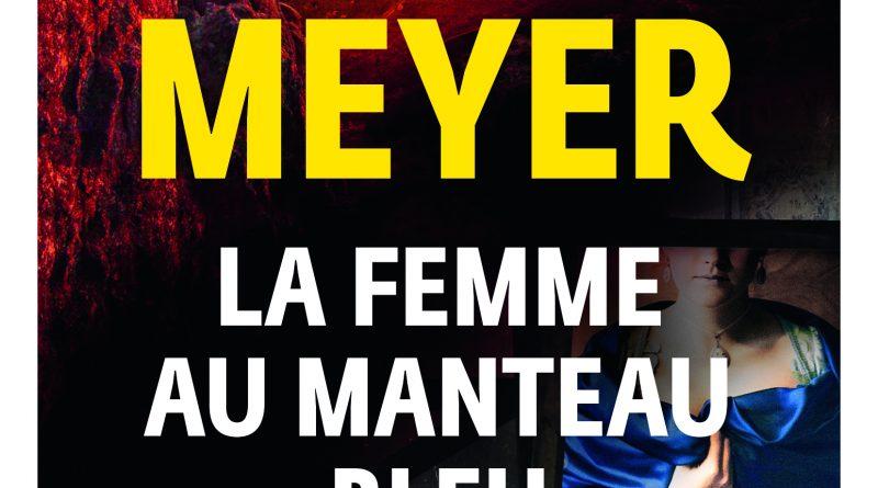 La femme au manteau bleu – Deon Meyer